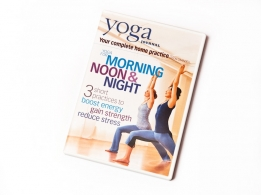 Yoga for morninig noon and night