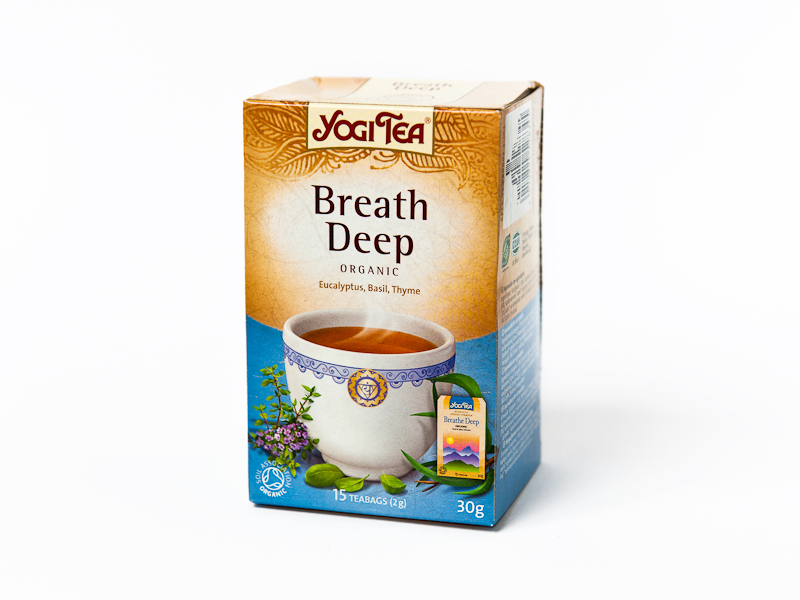 Yogitea Breath Deep