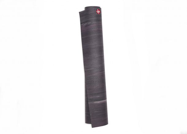 Manduka eKO SuperLite Travel Mat Black Amethyst Marbled