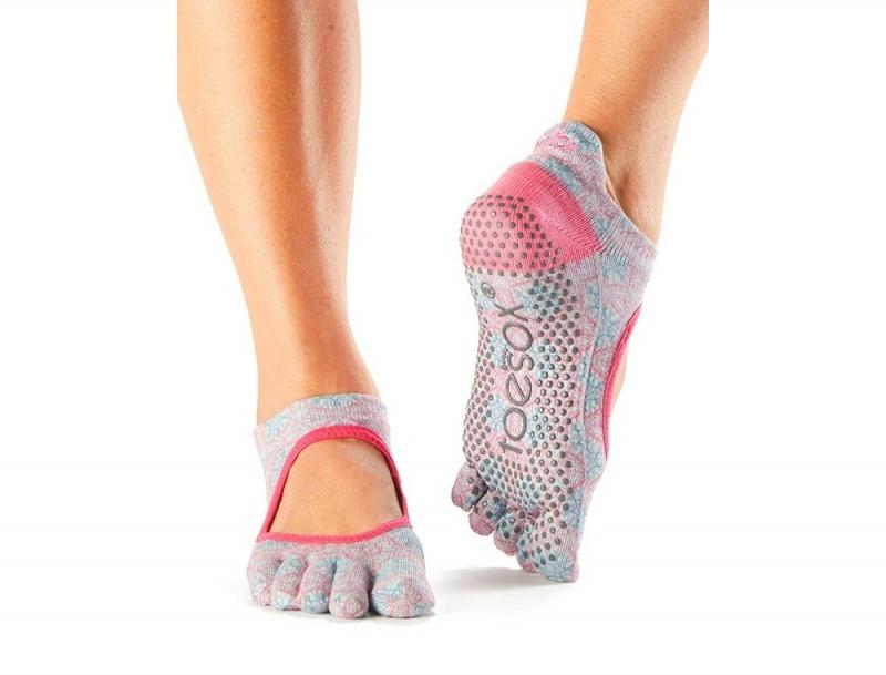Ponožky na jógu Bellarina Prism 5801c39da5