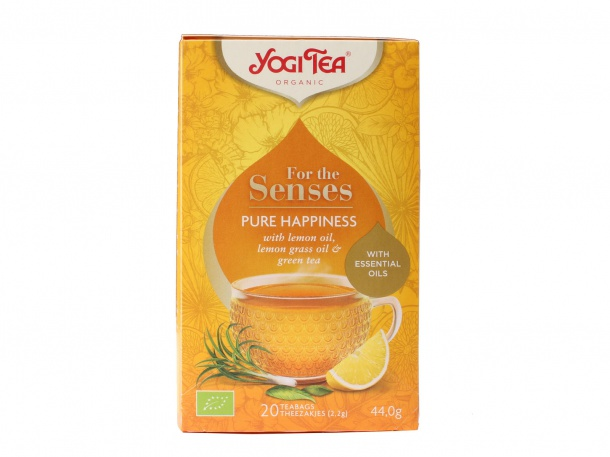 Yogitea Pure Happiness