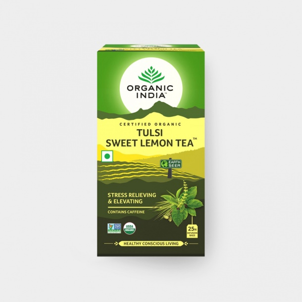 Tulsi Sweet Lemon